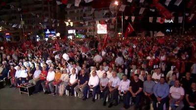 Antalya'da 10 binler 15 Temmuz için toplandı