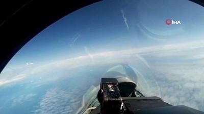 - Baltık Denizi'nde Rus Uçaklarını Finlandiya Ve İsveç Uçakları Takip Etti