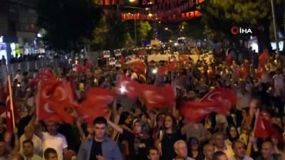 Bingöl'de 15 Temmuz Demokrasi ve Milli Birlik Günü