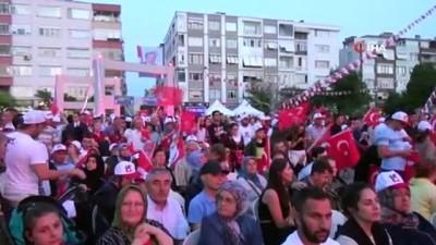 Kırklareli'de Binler ' Milli Birlik Günü' için toplandı