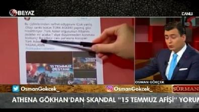 Osman Gökçek'ten Gökhan Özoğuz'a sert tepki: 15 Temmuz zaferinden rahatsız İzle