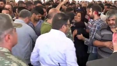 Pençe Harekatı'nda şehit düşen Ahmet Sinan Demircan son yolculuğuna uğurlanıyor