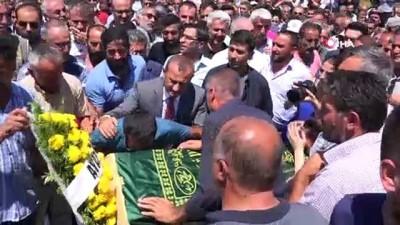 PKK'lıların tuzakladığı patlayıcının infilak etmesi sonucu ölen 2 kardeş son yolculuklarına uğurlandı