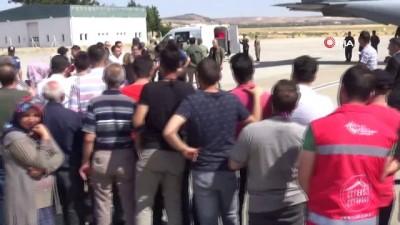 Şehit Uzman Onbaşının cenazesi Gaziantep'e getirildi