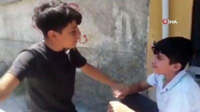 Çocuklardan Bağlar Belediyesi'nin eğitim kurslarına videolu çağrı