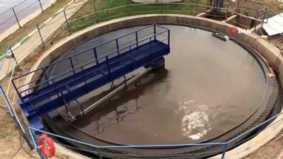 Fabrikaların atık suları doğaya can veriyor
