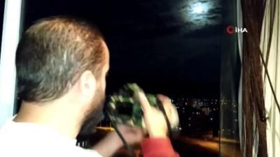 Fotoğrafçının gözünden ay tutulması