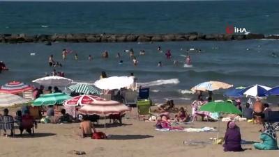 Sakarya sahillerinde 47 günde 363 kişi boğulmaktan kurtarıldı