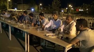 Siverek'te STK'lar uygulamalı bilimler fakültesinin kapanmaması için toplandı