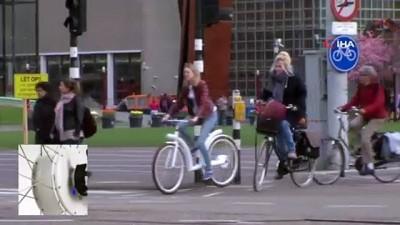 bluetooth -  - Zincirsiz, Şaftlı, Gps'li, Tork Ölçerli Elektrikli Bisiklet Hollanda'da Satışa Sunuldu