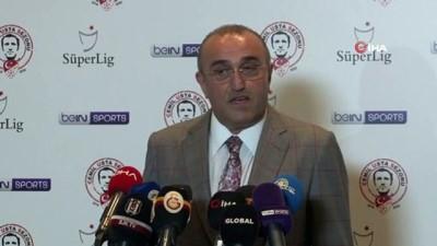 """Abdurrahim Albayrak: """"Cemil Usta'nın adına yakışır bir sezon olsun"""" Video"""