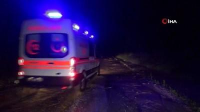Aşırı yağış, sel ve toprak kaymasına neden oldu: 10 kişi mahsur kaldı Video
