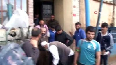 Beyoğlu'nda kaçak göçmen operasyonu: Afgan ve Pakistan uyruklu 35 göçmen yakalandı