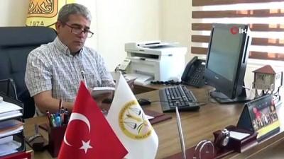 DÜ Adalet MYO Müdürü Ömer Ergün'den iki yeni bölüm müjdesi