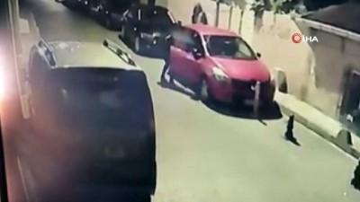 Fatih'te otomobillere dadanan hırsızlara operasyon