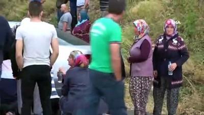Isparta'daki kazada, 6 aylık gelin, kaynana ve kayınpeder feci şekilde can verdi Video