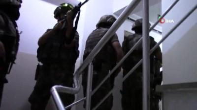 İstanbul'da radikal örgütlere operasyon: 17 gözaltı