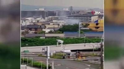 - Japonya'da Animasyon Stüdyosunda Yangın: 1 Ölü, 35 Yaralı