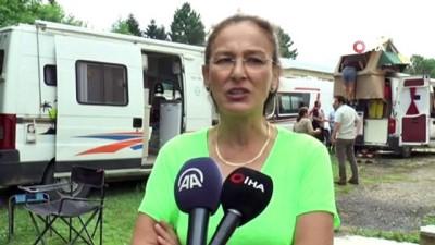 Karavan sevenlerin yeni gözdesi Karadeniz Video