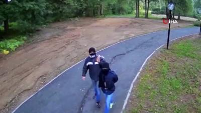 - Mobese kameralarını çalmak isteyen hırsızlar mobeselere yakalandı