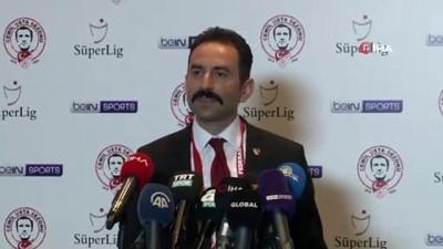"""Muhammed Ali Temel: """"Başarının konuşulduğu bir sezon olsun"""" Video"""
