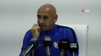 """Muzaffer Bilazer: """"Sezona her anlamda sağlıklı bir şekilde başlamak istiyoruz"""" Video"""