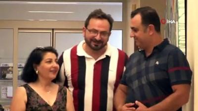 Obez doktor, Avustralya'dan uçarak kendini Türk hekimine emanet etti