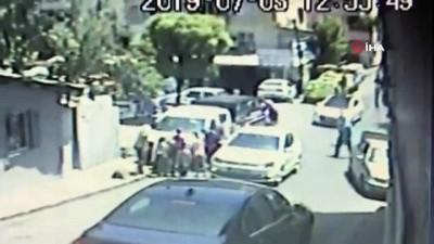 saglik ocagi -  Şişli'de kadın sürücünün küçük kıza çarptığı kaza kamerada