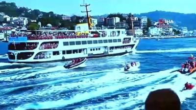 31. Samsung Boğaziçi Kıtalararası Yüzme Yarışı heyecanı pazar günü