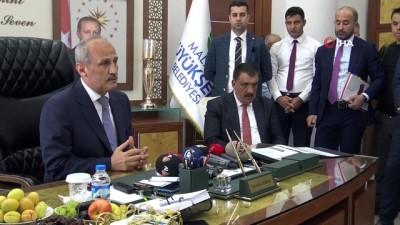 Bakan Turhan: 'FSM Köprüsü'nü Kurban Bayramı öncesi İstanbulluların hizmetine açacağız'