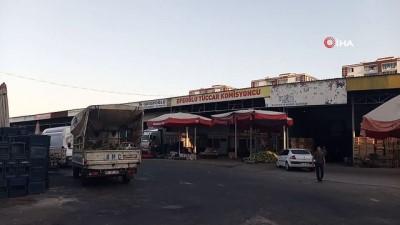 misyon -  Diyarbakır sebze ve meyve hali içerisinde uzun namlulu silahla kavga: 1 ölü