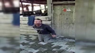bedensel engelli -  Engelli Tuncay'ın akülü arabası bozuldu, köy muhtarı sosyal medya hesabından yardım istedi
