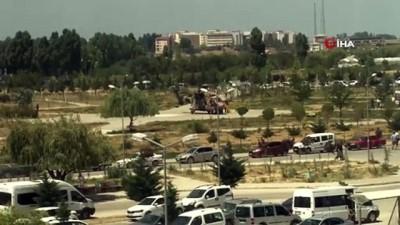 helikopter -  Pençe-2 Harekatı'nda yaralanan asker Van'a getirildi