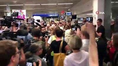 kalaba -  - Trump'ın Hedef Gösterdiği Ilhan Omar'a Büyük Destek