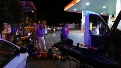 Adıyaman'da trafik kazası: 2 yaralı - ADIYAMAN