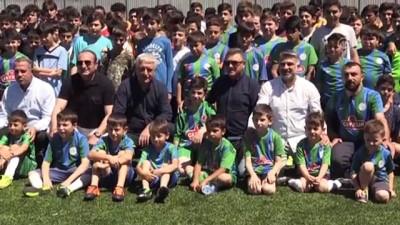 Çaykur Rizespor Kulübü Başkanı Kartal: 'İyi oyuncuları bulmaya çalışıyoruz' - RİZE