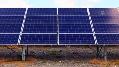 Çiftçiler, GES ile elektrik maliyetini düşürdü - AFYONKARAHİSAR