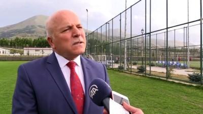 katar - Erzurumspor 'Süper Lig' için kenetlendi - ERZURUM