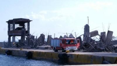 Atina'daki depremde çok sayıda bina hasar gördü; henüz can kaybı tespit edilmedi
