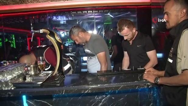 """alkollu icki -  Başkent'te """"sahte içki"""" operasyonu"""