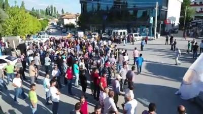 Aksaray'ın Demirci beldesinde seçimi AK Partili Bozlak kazandı