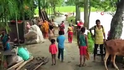 siddetli yagis -  - Hindistan'daki Selde Ölü Sayısı 150'yi Aştı