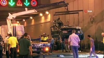 saglik ekibi -  Konya'da iki otomobil çarpıştı: 7 ölü Haberi