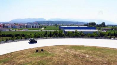 Türkiye'nin elektrikli zırhlısı ilk kez araziye çıktı