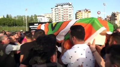 Alanyasporlu Sural'ın öldüğü kazanın iddianamesi hazır