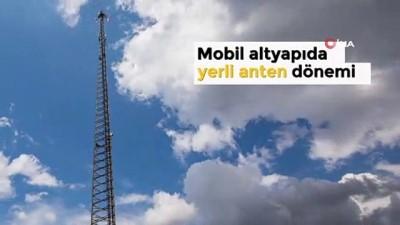 ASELSAN ve Turkcell'den ilk yerli ve milli 5G uyumlu mobil iletişim anteni Haberi