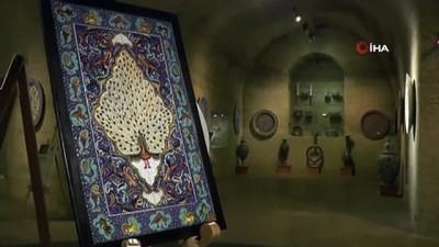 Dünyanın tek yeraltı müzesi Kapadokya'da bulunuyor Haberi