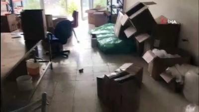 polis kamerasi -  Gaziantep'te sahte içki operasyonu Haberi