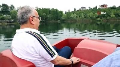 """Ordu Büyükşehir Belediye Başkanı Dr. Mehmet Hilmi Güler: """"Doğal yaşam ortamı ile Gaga Gölü'nü Türkiye'ye tanıtacağız"""""""