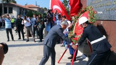 Hatay'ın ana vatana katılışının 80. yıl dönümü törenle kutlandı